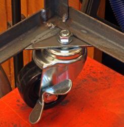 Building a Hobart Stickmate® Cart - NewMetalworker com - How-To's
