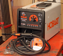 Hobart Handler 125 EZ - NewMetalworker.com