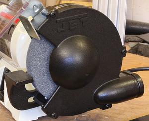 Jet 6 Shop Bench Grinder Newmetalworker Com